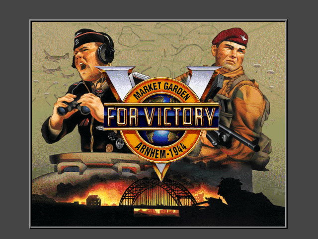 V for Victory - Arnhem