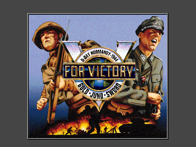 V for Victory - Normandy