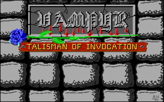 Vampyr - Talisman of Invocation