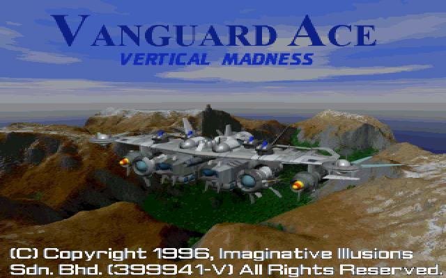 Vanguard Ace - Vertical Madness