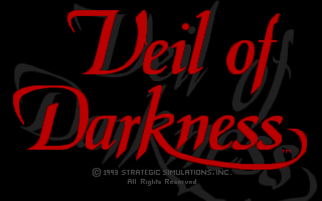 Veil of Darkness