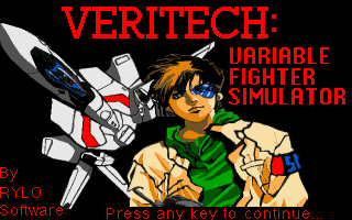 Veritech - Variable Flight Simulator