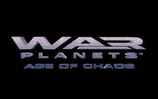 War Planets - Age of Chaos