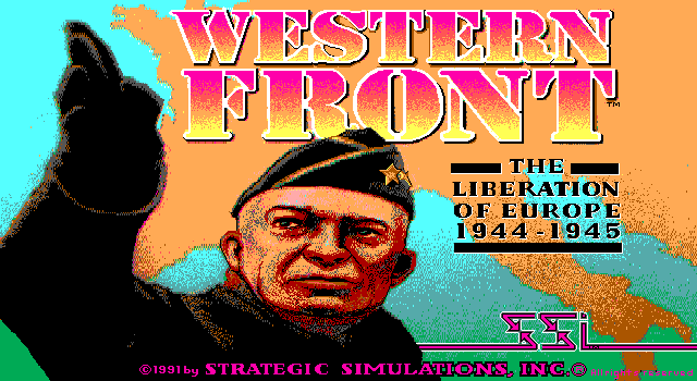 Western Front - The Liberation of Europe 1944-1945