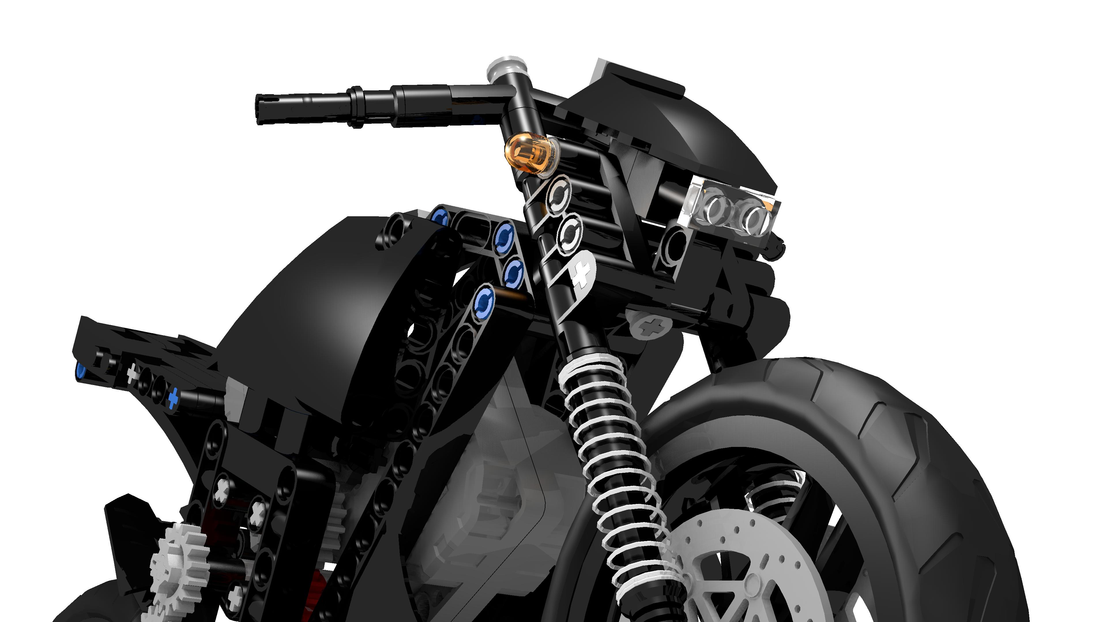 Pullback Motorcycle