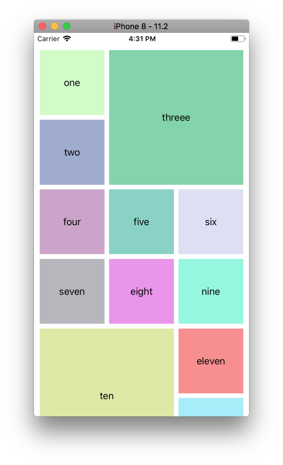 collection-view-layouts