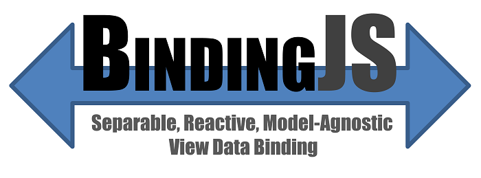BindingJS -- Separable, Reactive, Model-Agnostic View Data Binding