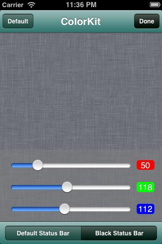 ColorKit Screenshot