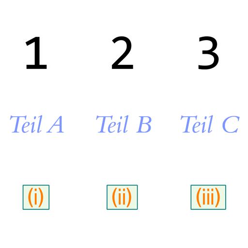 Nummerierung icon