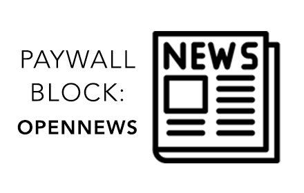 A Chrome Extension blocking paywalls on many popular News Sites.