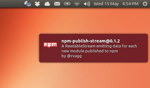 how to make an npm package