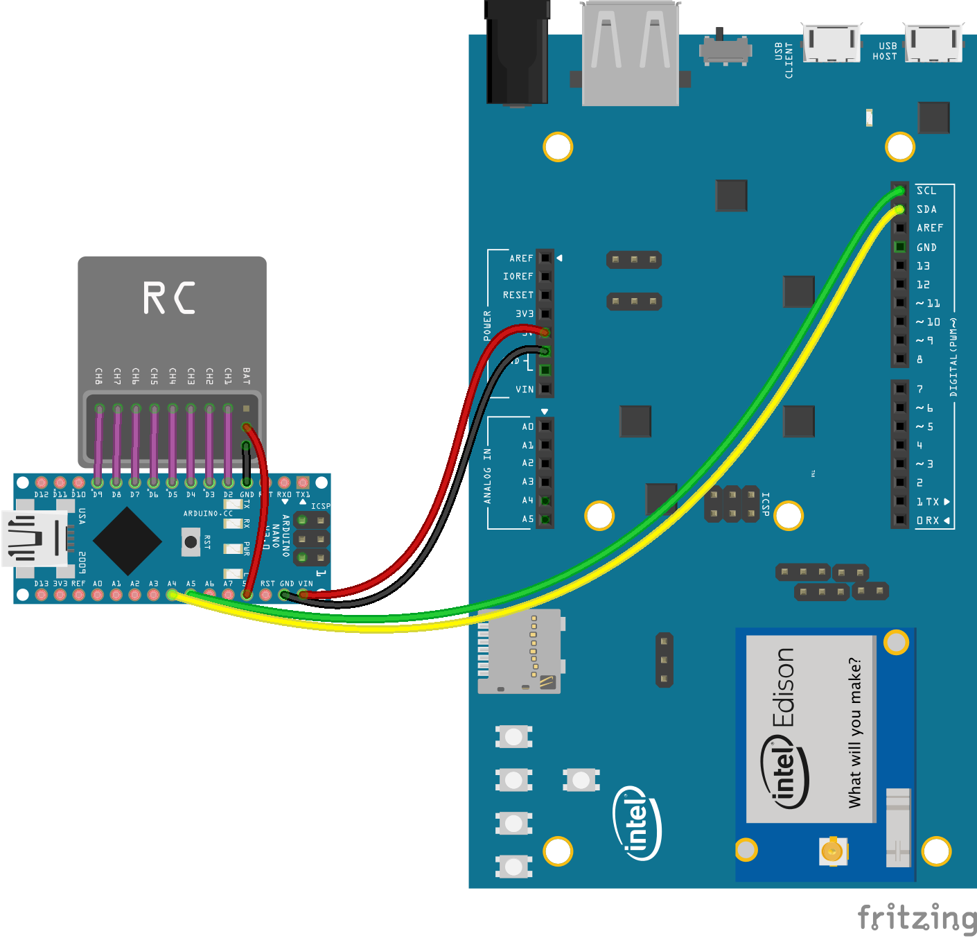 GitHub - rwaldron/j5-rc-receiver: RC Receiver component plugin for ...