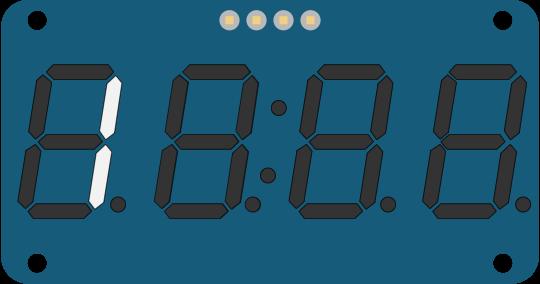 Led.Digits · rwaldron/johnny-five Wiki · GitHub