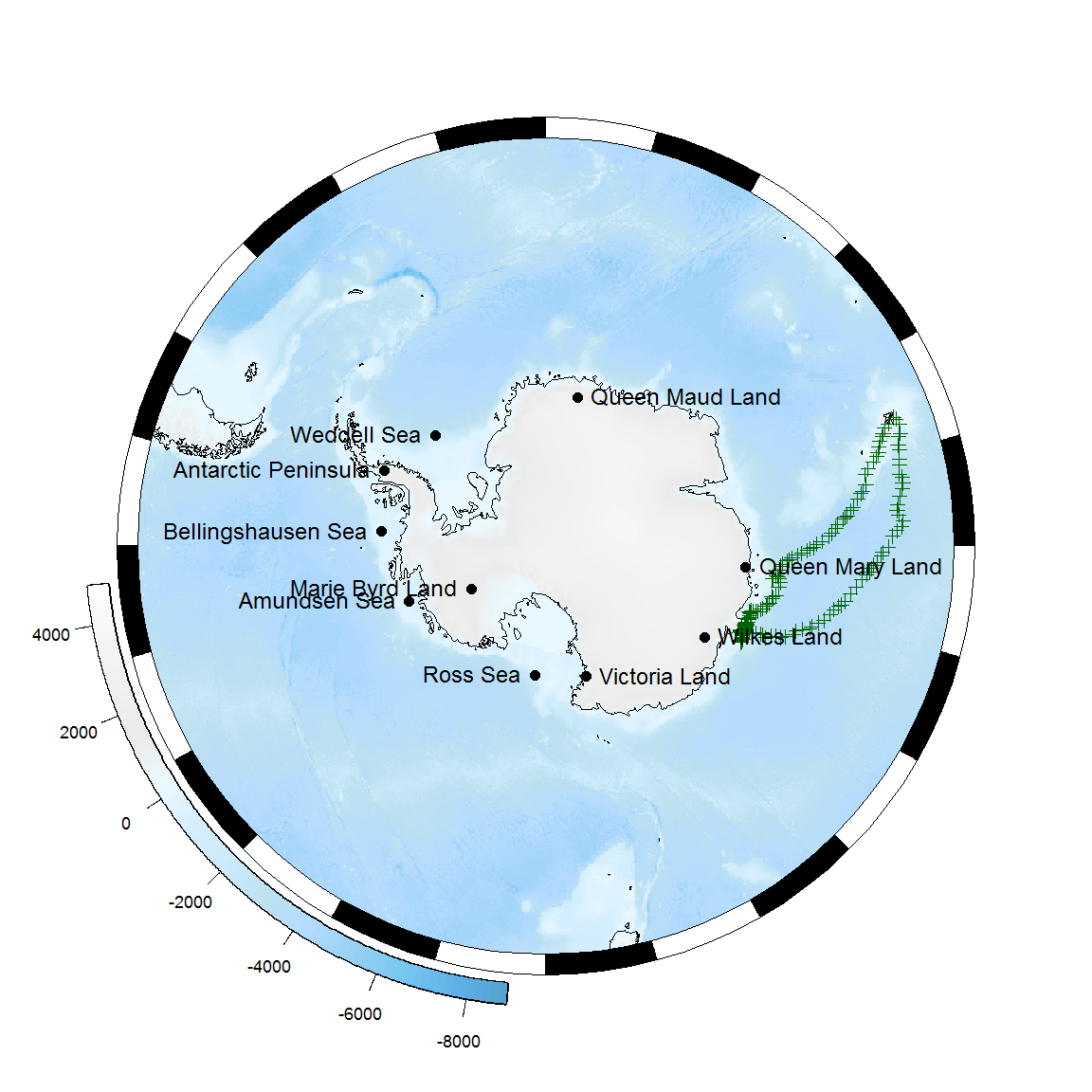 The Antarctic/Southern Ocean rOpenSci community