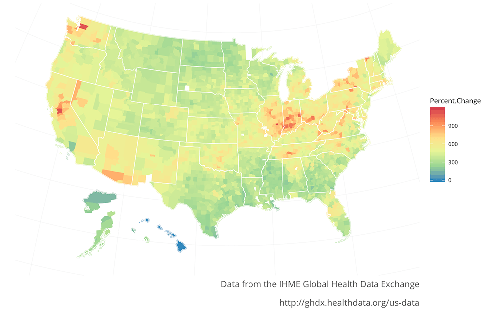 A look into U.S. infectious diseases