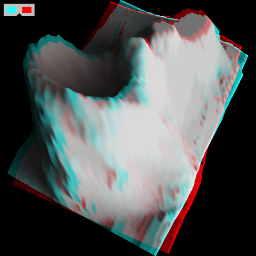 Volcano Analygraph