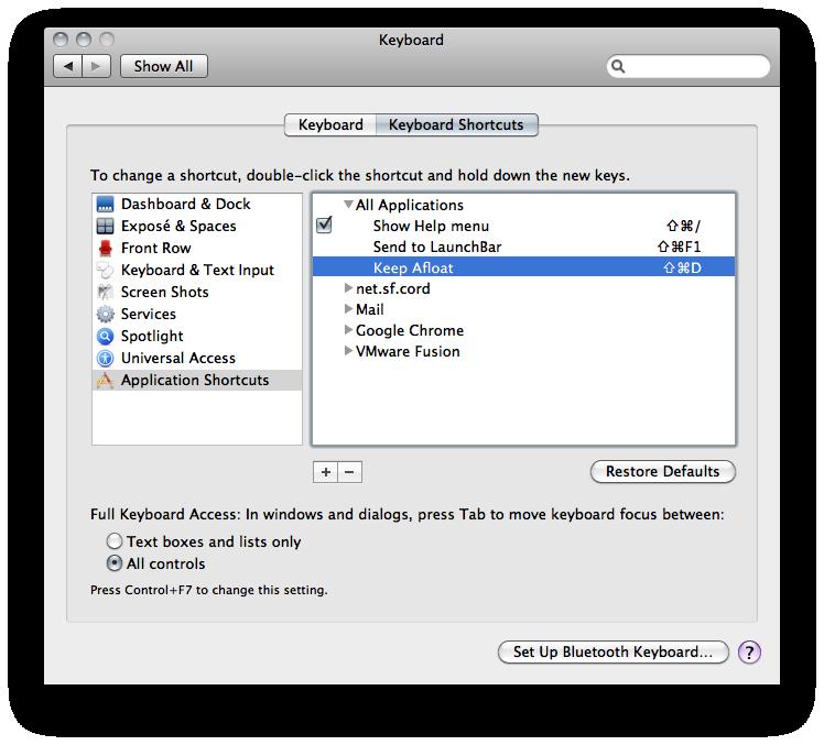 Afloat Mac Downloaddownzup