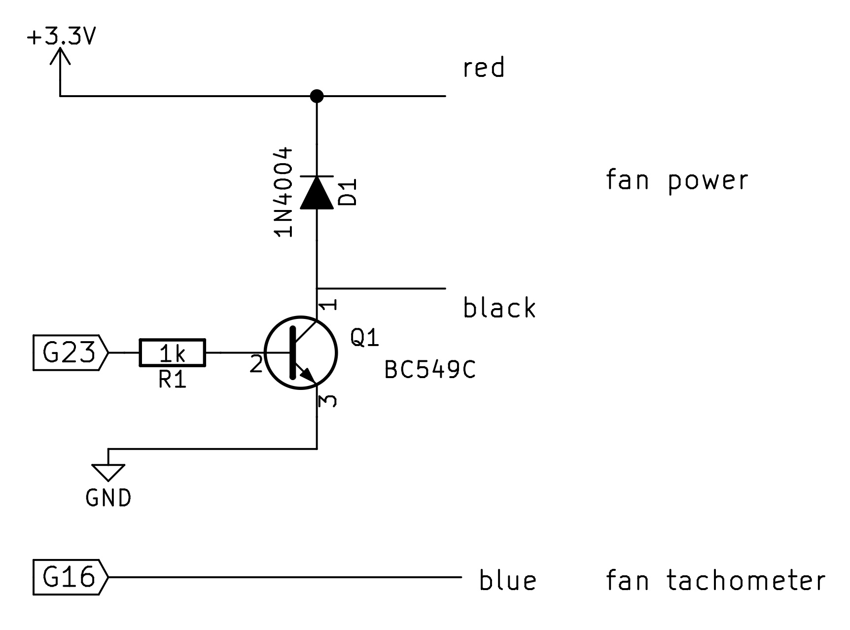 desk fan motor wiring diagram