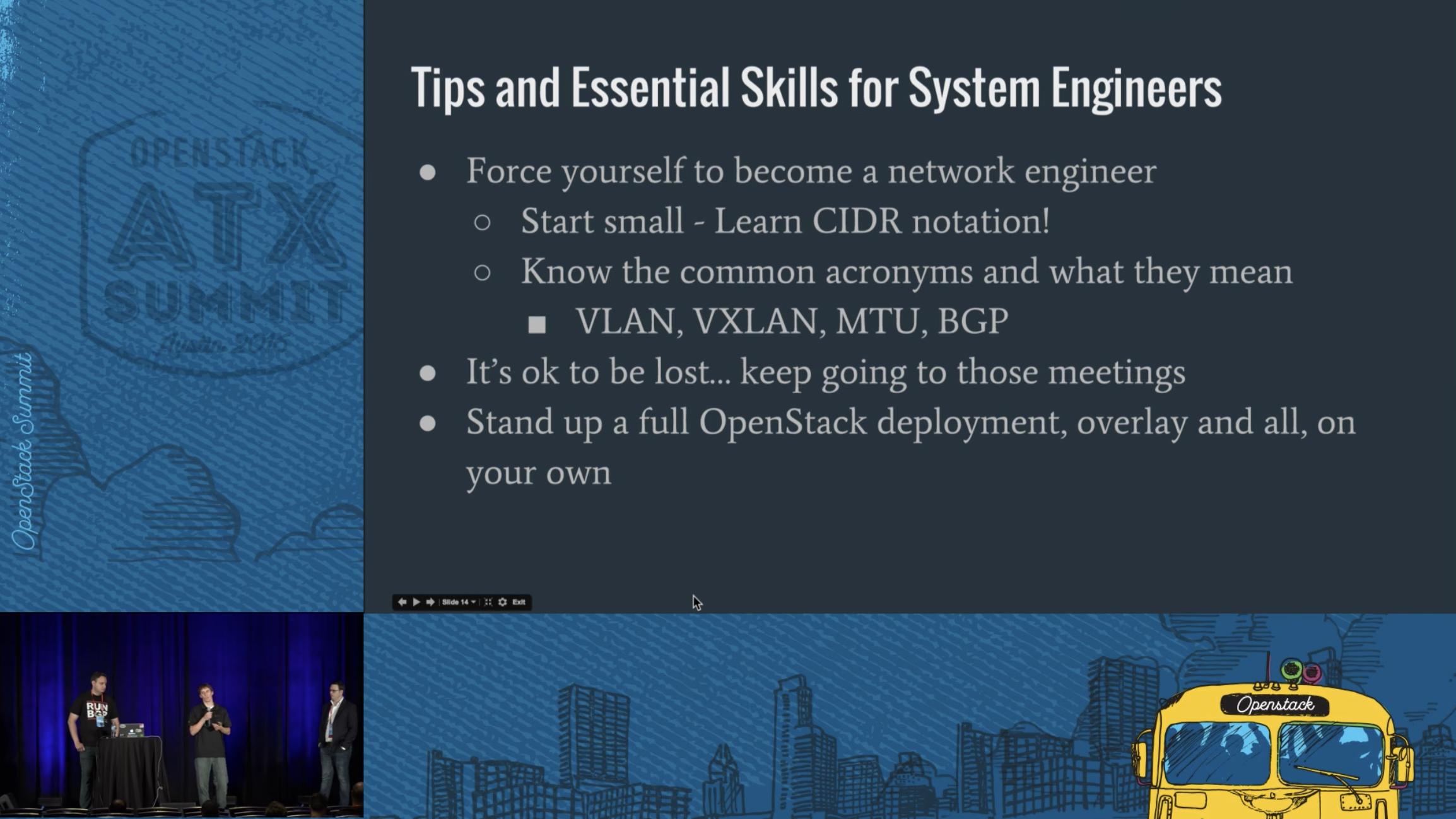 OpenStack Summit 2016