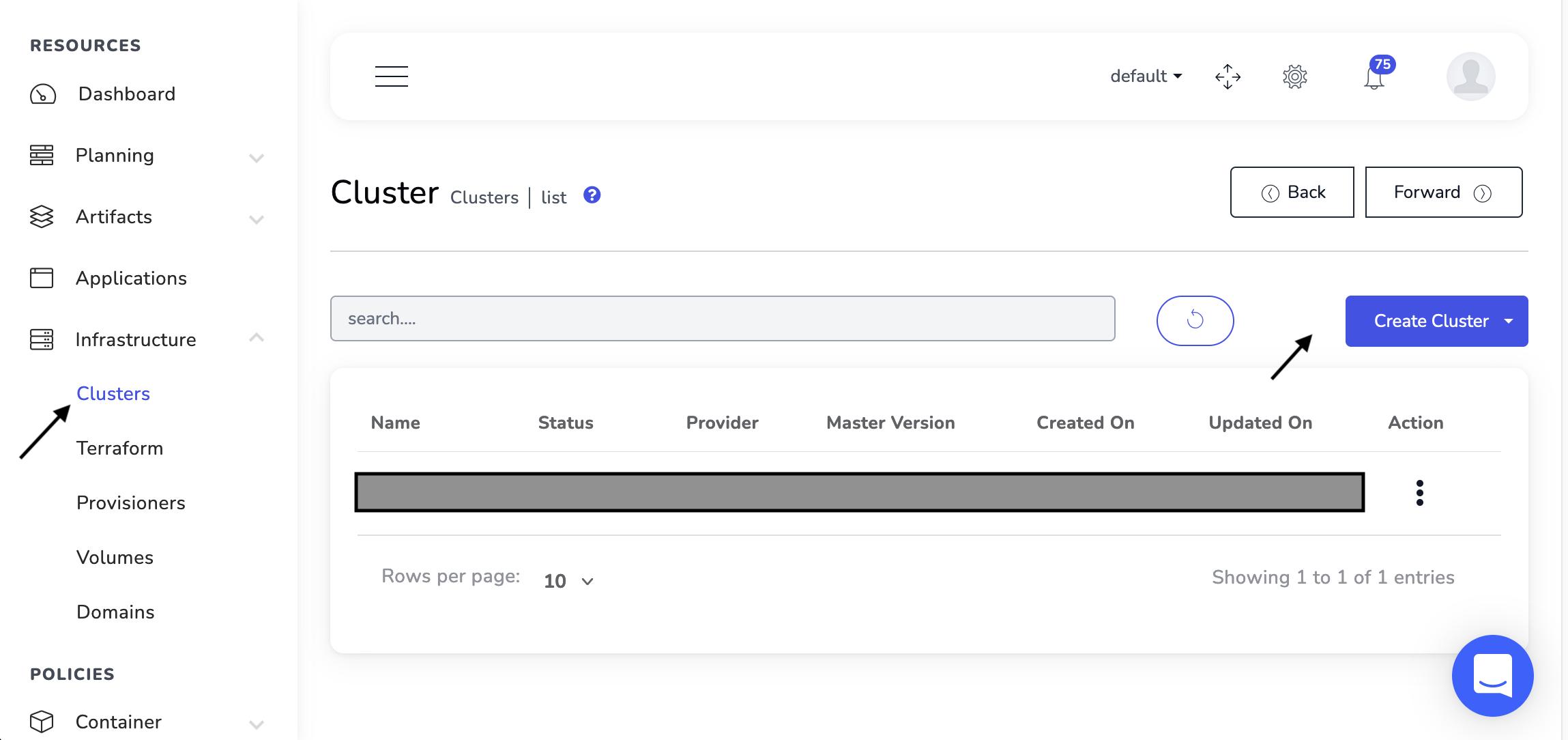 Import a Google Kubernetes Engine