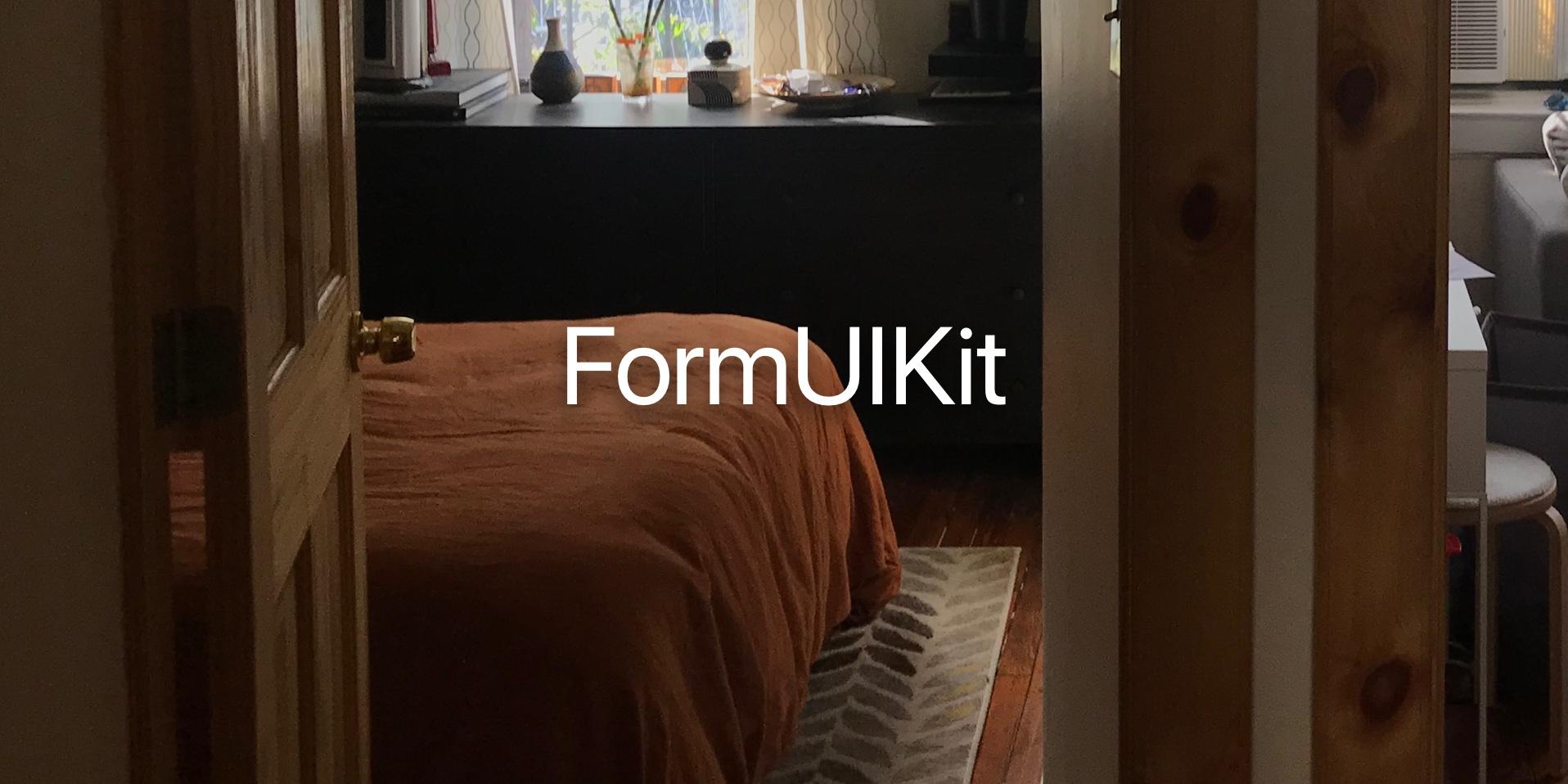 FormUIKit Header Image