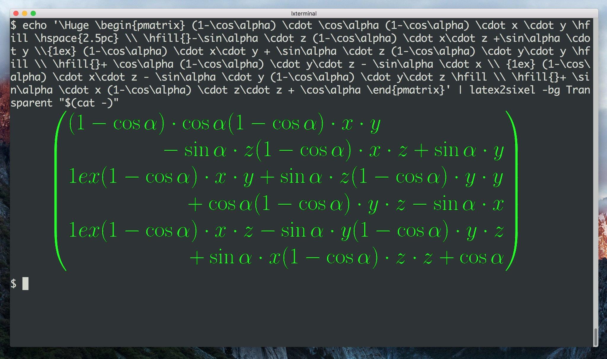 libsixel-python 0 5 0 on PyPI - Libraries io