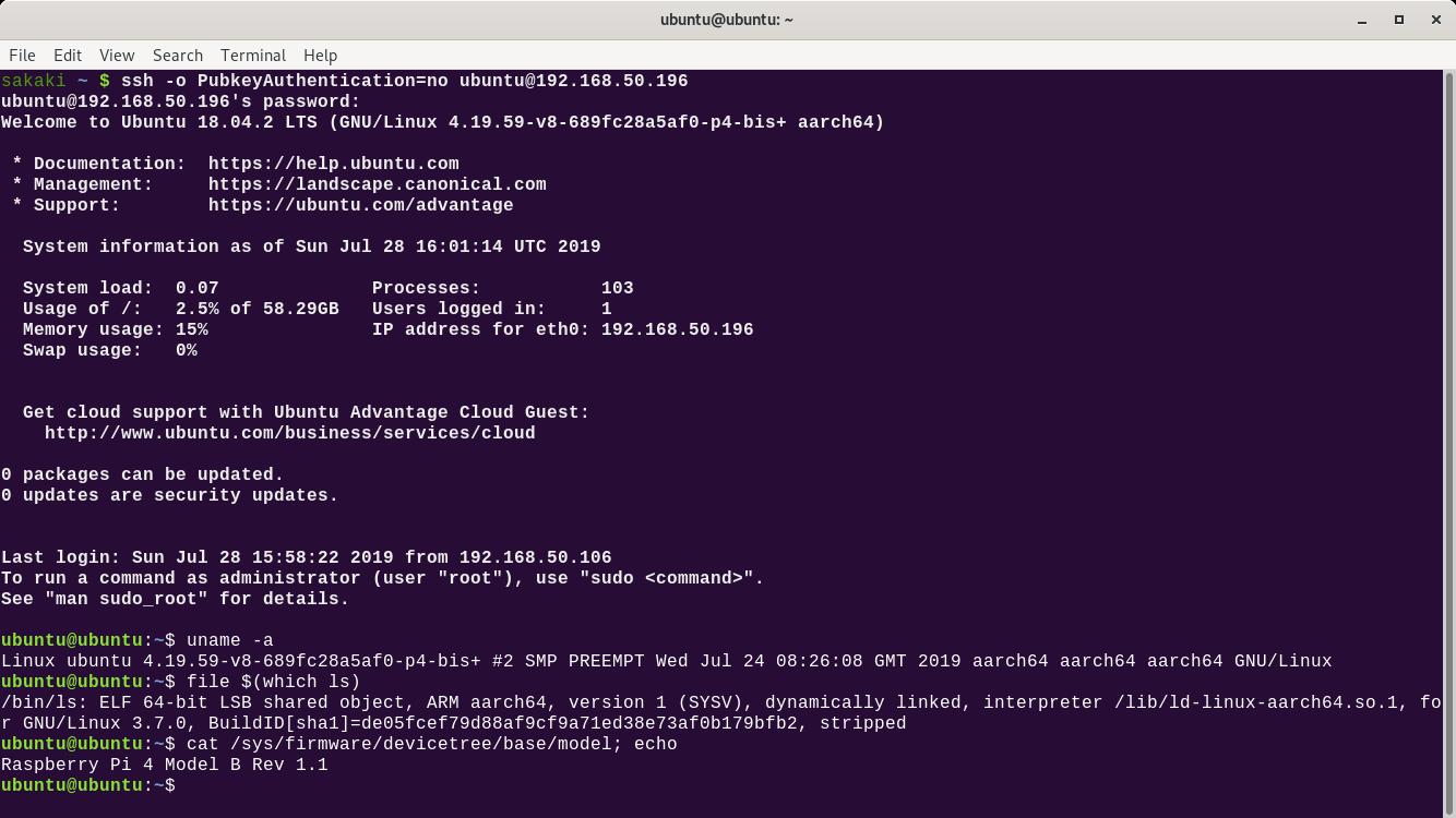64-bit weekly kernel autobuilds for RPi4 released