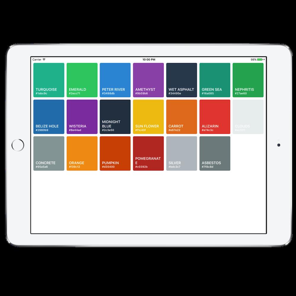 iPad Air 2 Landscape