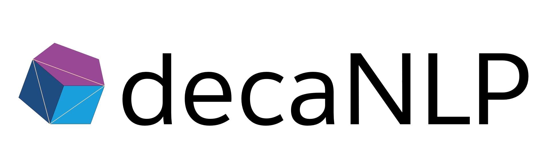 decaNLP Logo
