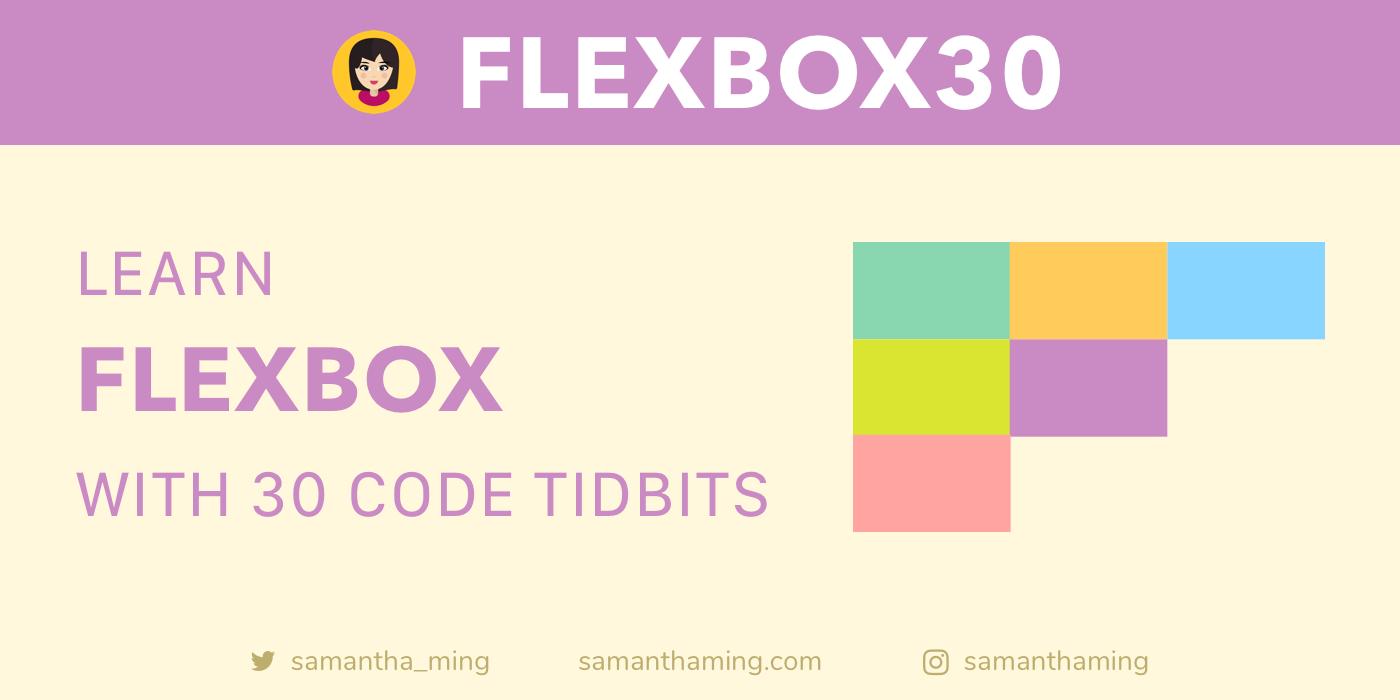 Flexbox Cover