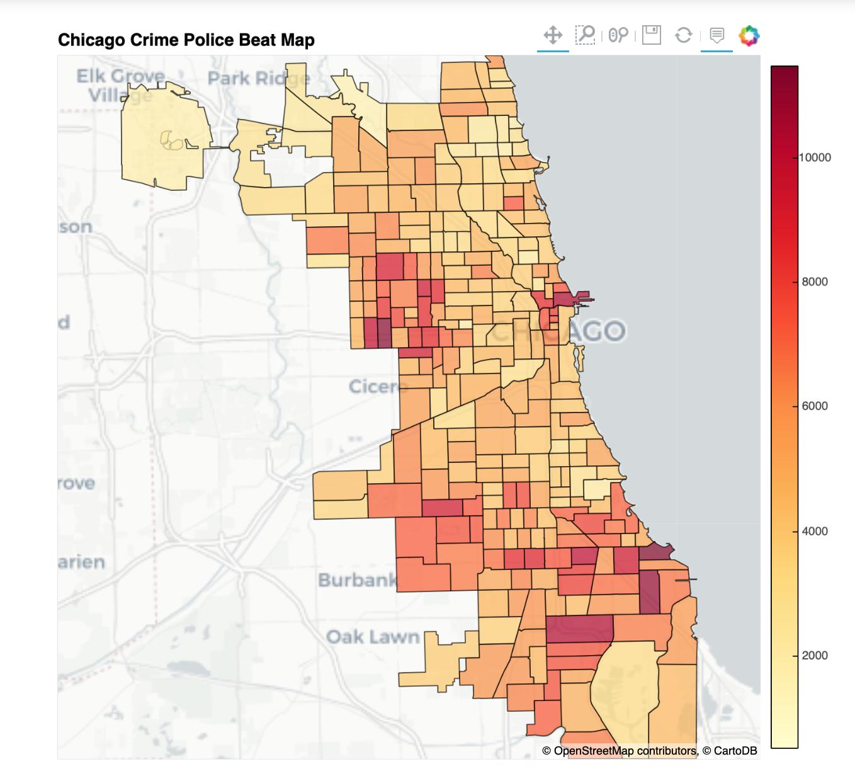 GitHub - samirak93/Chicago-Crimes: CHICAGO CRIME