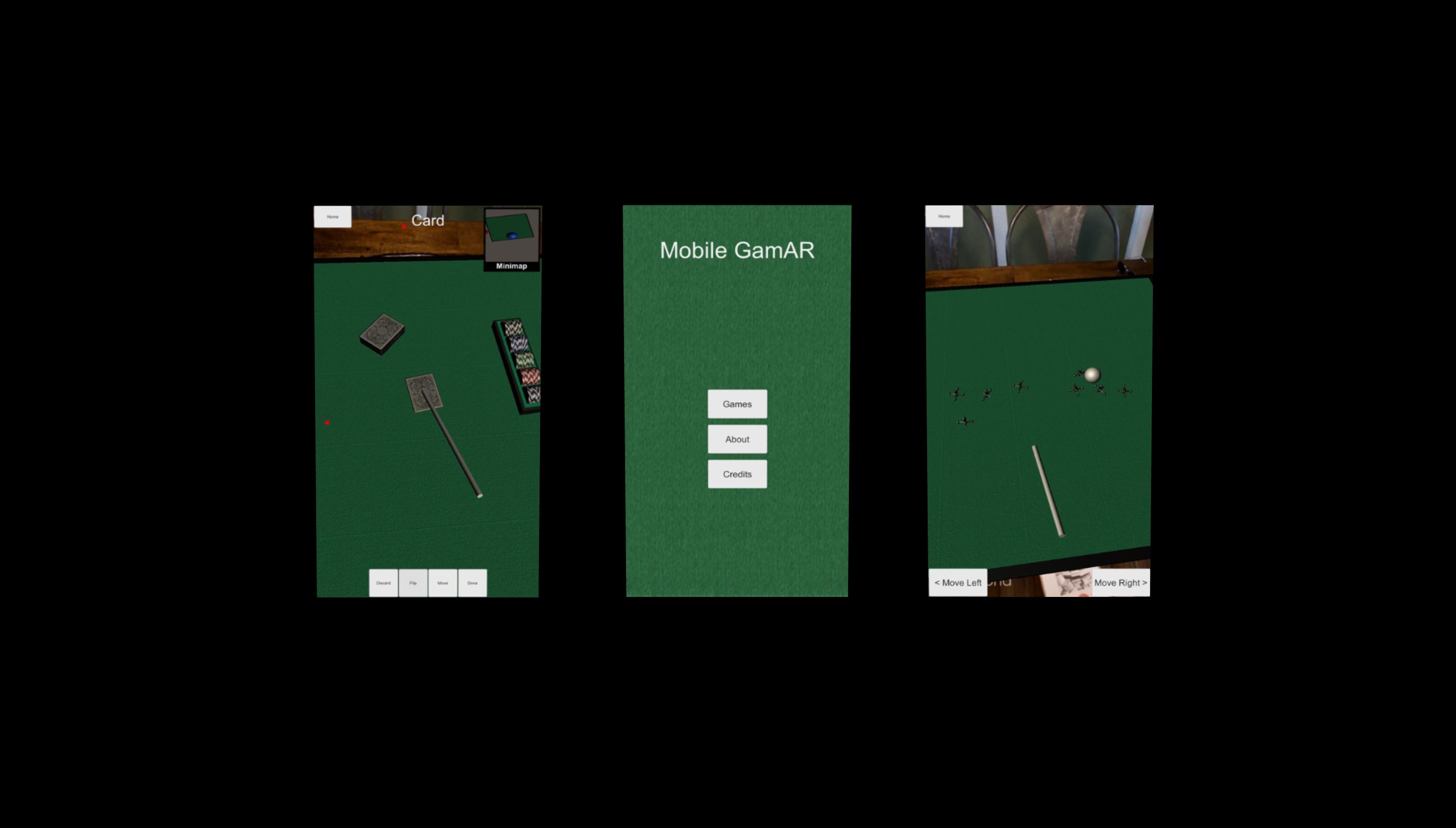 Mobile GamAR Spashscreen