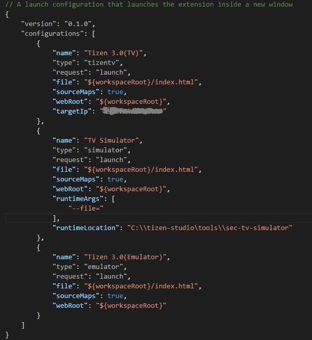 vscode-extension-tizentv/README md at master · Samsung