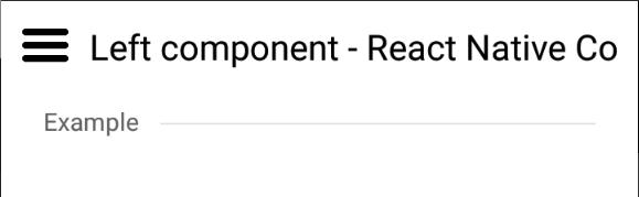 left-component