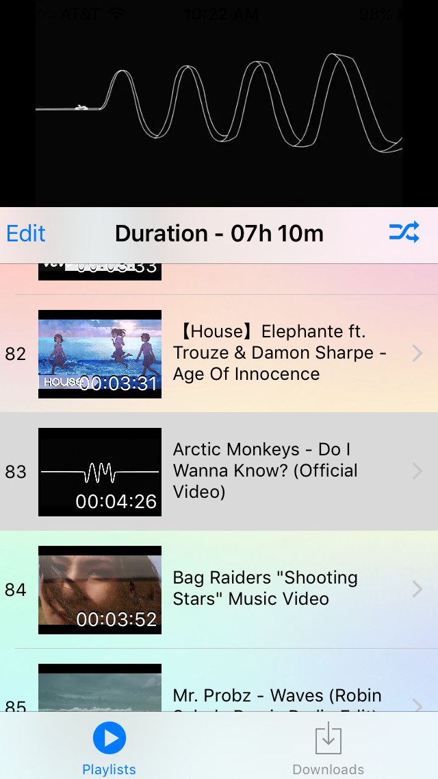 GitHub - samuelechu/Youtube-Playlist-Downloader-for-iOS: A Youtube