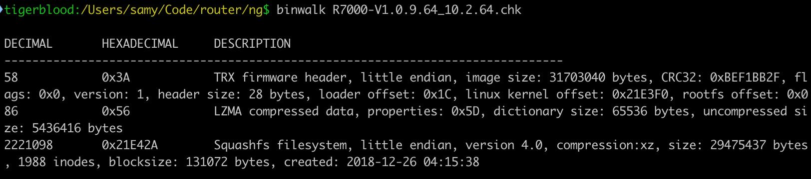 binwalk R7000-V1.0.9.64_10.2.64.chk