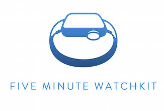 Five Minute WatchKit