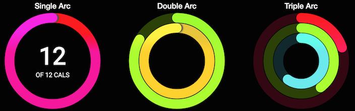 Radial Bar Chart Generator