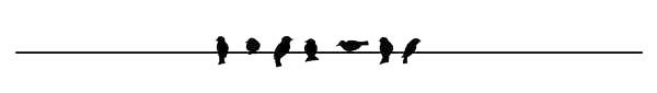 水平分割线