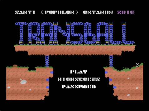 Transball (MSX)