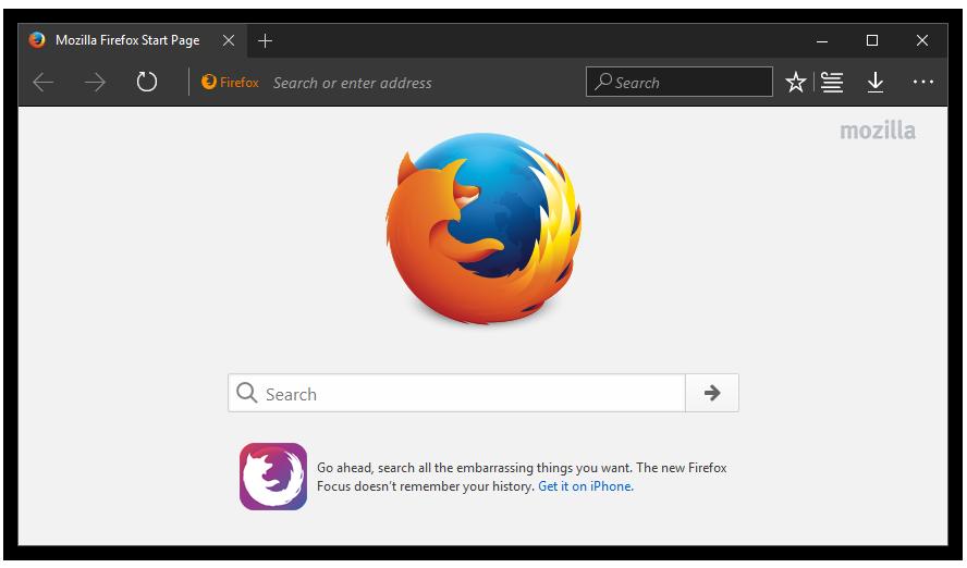 Firefox Edge Screenshot