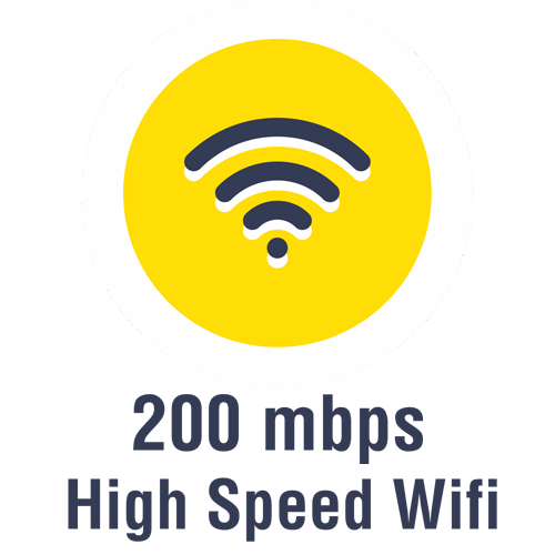 200 mbps High Speed WiFi