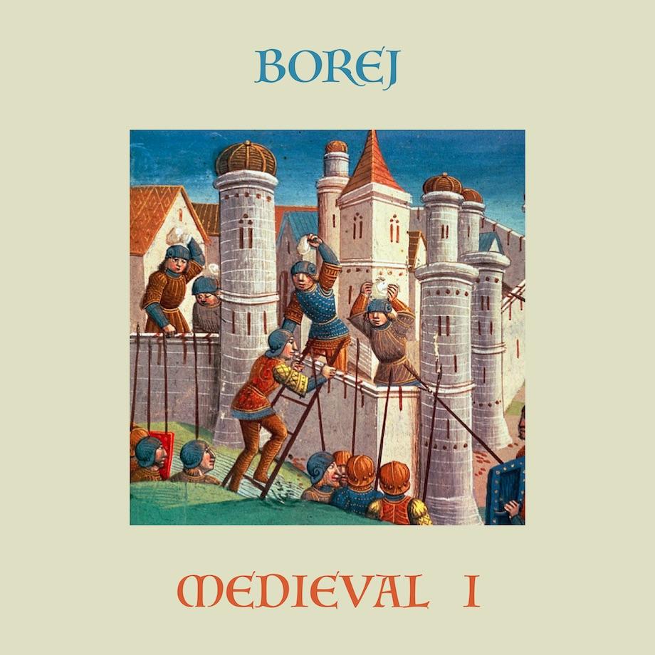 Обложка Medieval I