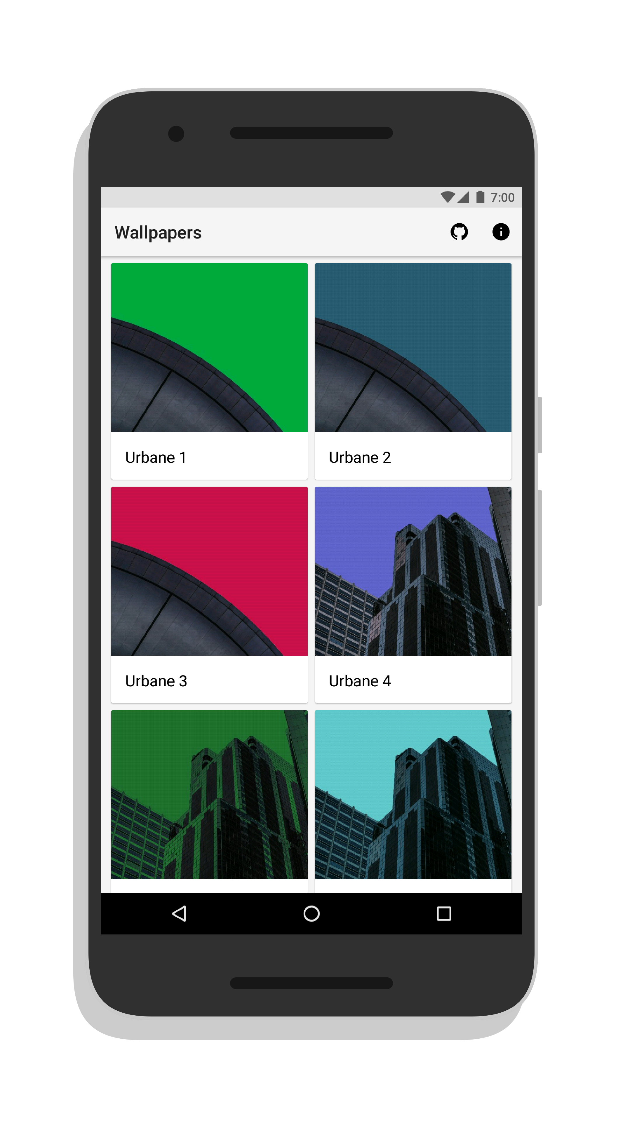 Github Msasikanthwallpapers Sample Wallpaper Application Made In