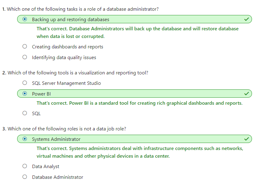 Explore_roles_and_responsibilities_in_the_world_of_data_Knowledge_check.PNG