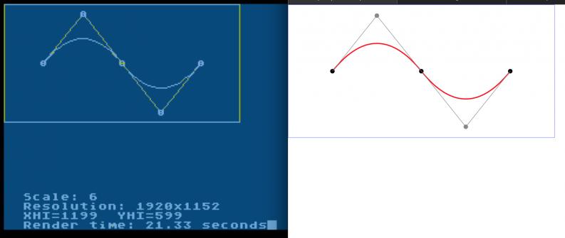 Sample Image 2 - curve