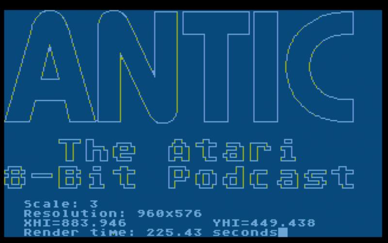 Sample Image 6 - ANTIC podcast logo