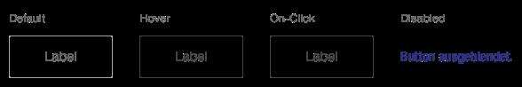 Darstellung der Komponente Ghost Button
