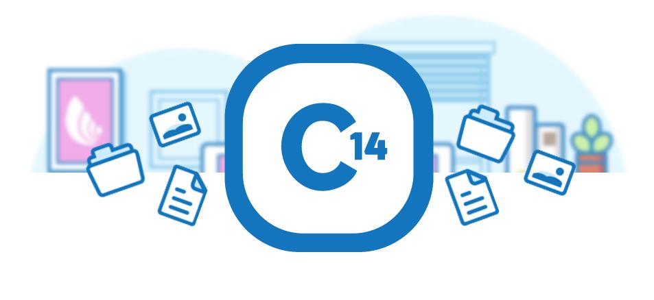 Online C14 logo
