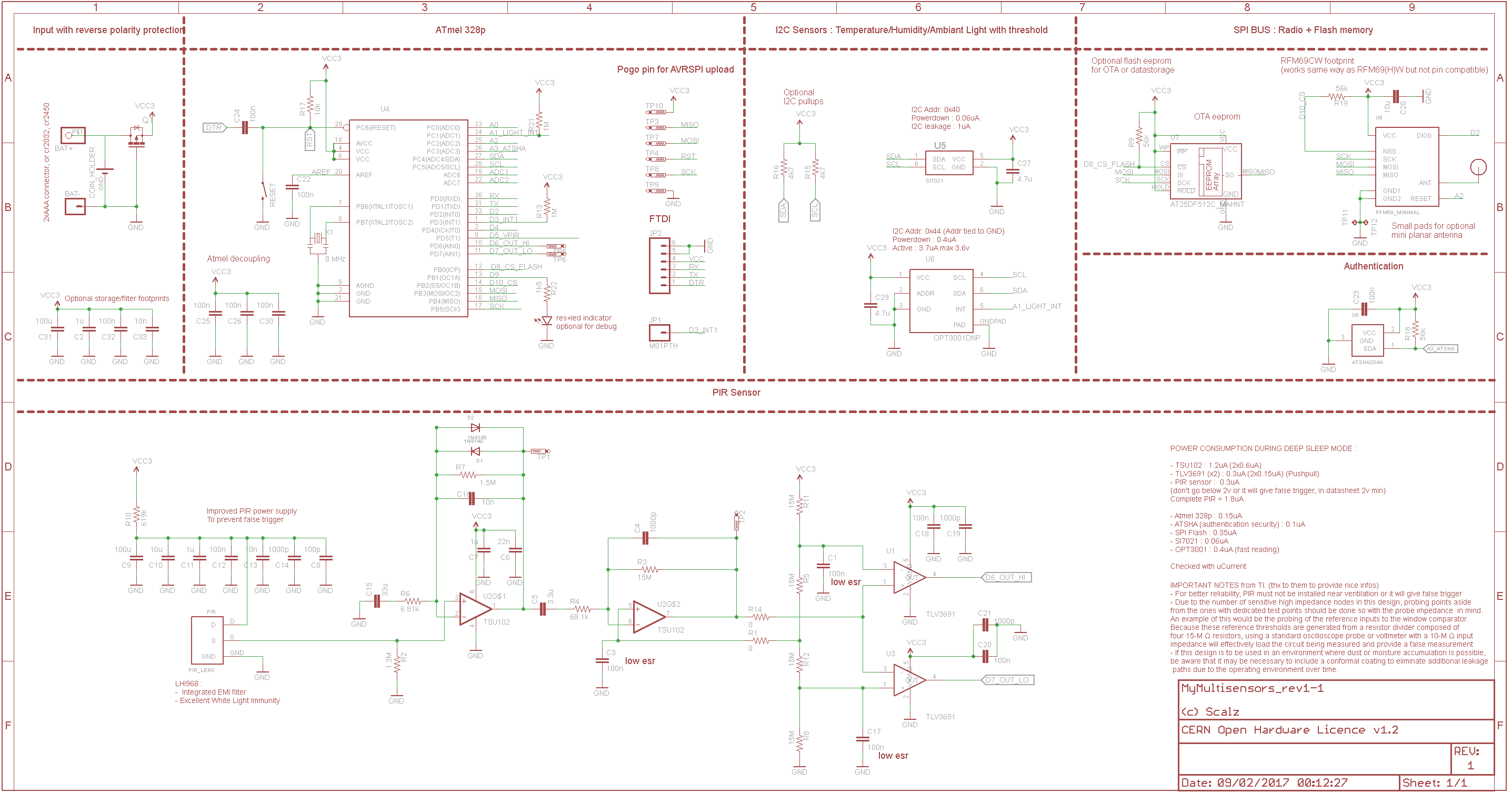 Mymultisensors Enables Open Source Hardware Pircontrolledledlightsensorcircuitpng Schematic